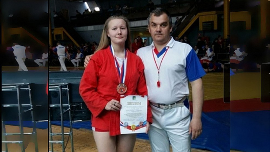 Таловская самбистка завоевала «бронзу» на всероссийском турнире