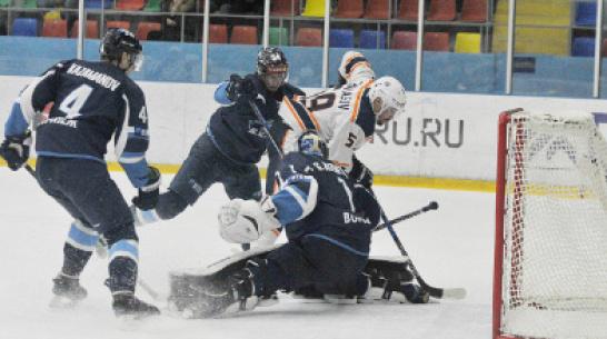 Хоккеисты воронежского «Бурана»: «Мы просто недоработали»