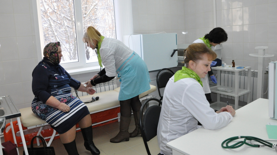 В эртильском селе Копыл открыли новый ФАП