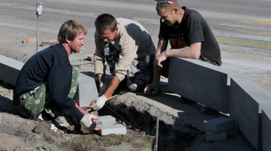 Мэрия рассказала, где в Воронеже в 2020 году отремонтируют тротуары
