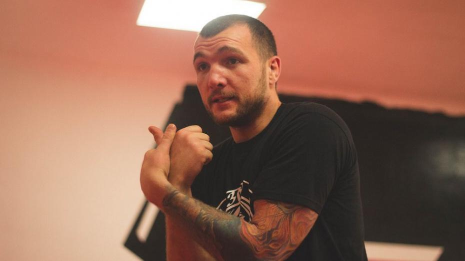 Спортсмен Евгений Березин проведет семинар по тайскому боксу в Семилуках 16 июня