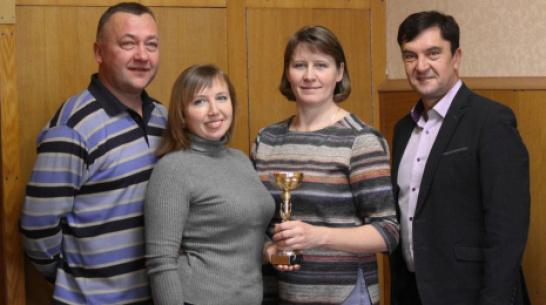 Аннинцы взяли «бронзу» областной спартакиады трудящихся по настольному теннису