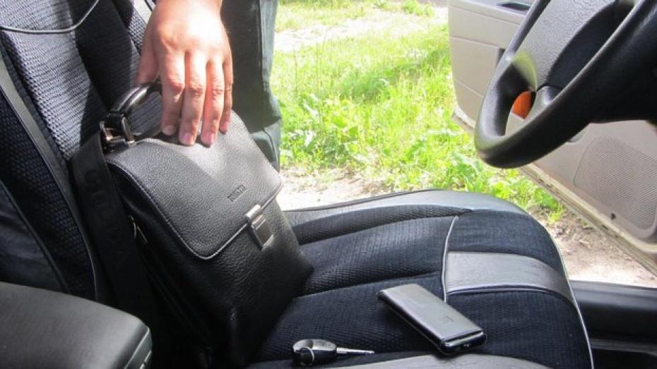 В этом году в Каширском районе количество краж из автомобилей на трассе «Дон» выросло вдвое