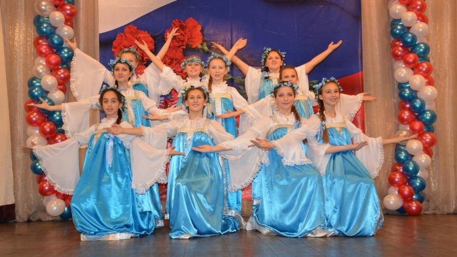 Каширский танцевальный коллектив получил звание образцового