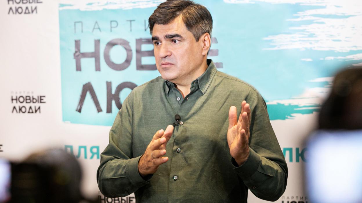 Основатель партии «Новые люди» в Воронеже: «Надо обустроить страну, а не враждовать»