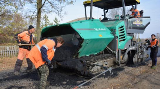 В кантемировском селе Титаревка на ремонт дороги направили более 10 млн рублей