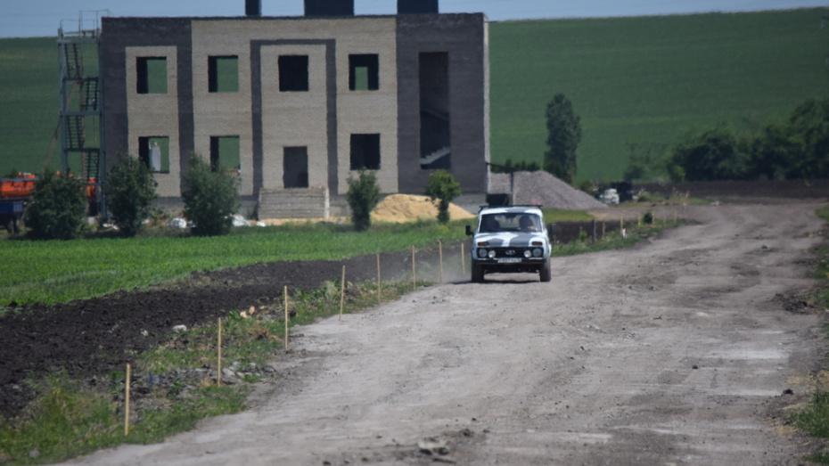В Воронежской области построят дорогу до Марса за 44 млн рублей