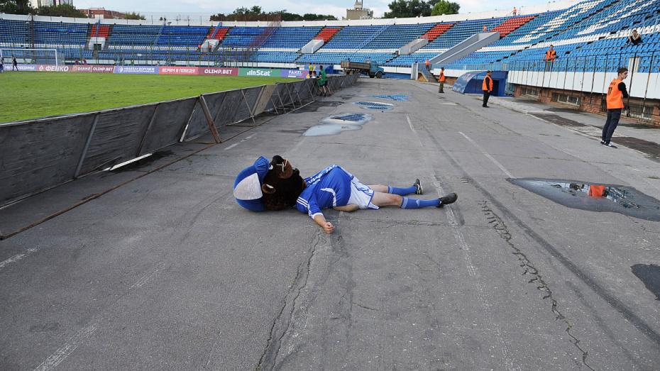 Воронежский «Факел» проиграл «СКА-Хабаровску» на выезде