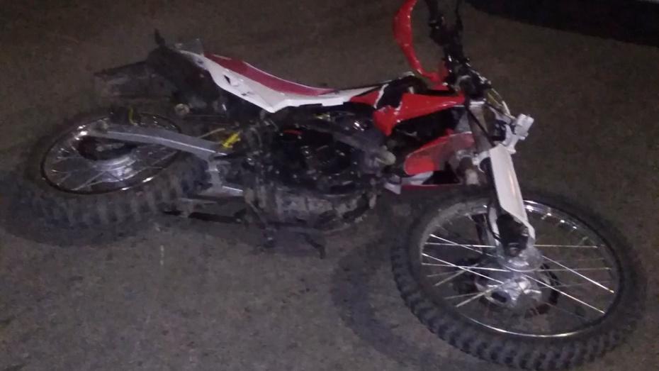 В Воронежской области мотоциклист насмерть сбил 77-летнюю пенсионерку на «зебре»