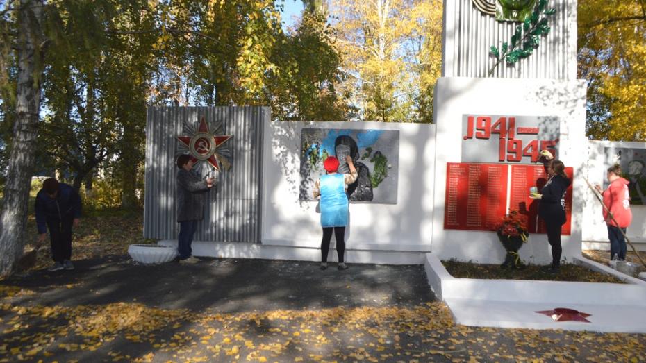 Эртильские активисты получили 150 тыс рублей на благоустройство парка в поселке Марьевка