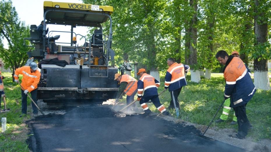 В Нижнедевицком районе сельские дороги отремонтируют за 20 млн рублей
