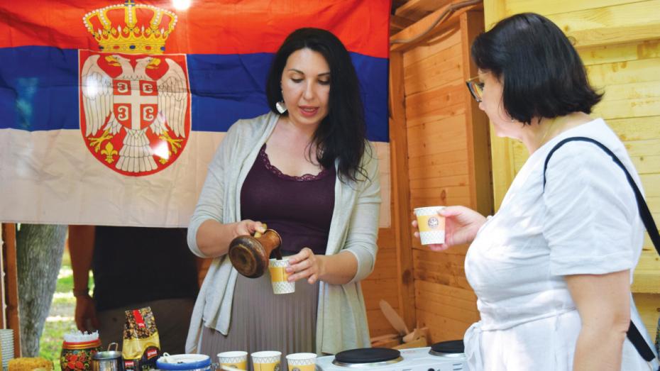 В Воронеже пройдет фестиваль «Сербия рядом»