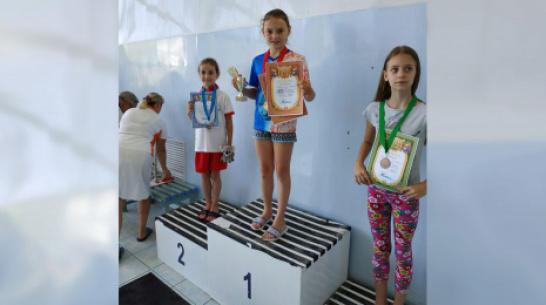 Верхнехавские пловцы завоевали 12 золотых медалей открытого первенства Воронежа