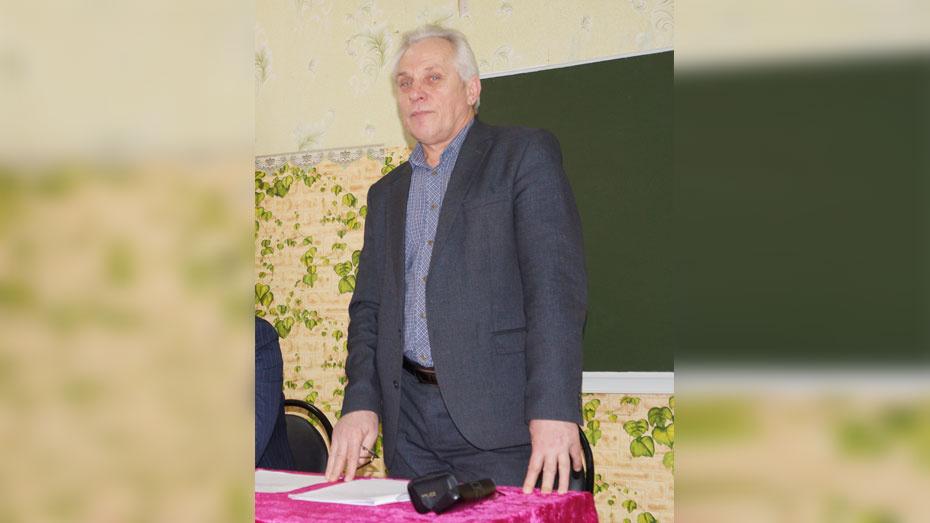 В Хохольском районе глава Петинского сельского поселения досрочно сложил полномочия