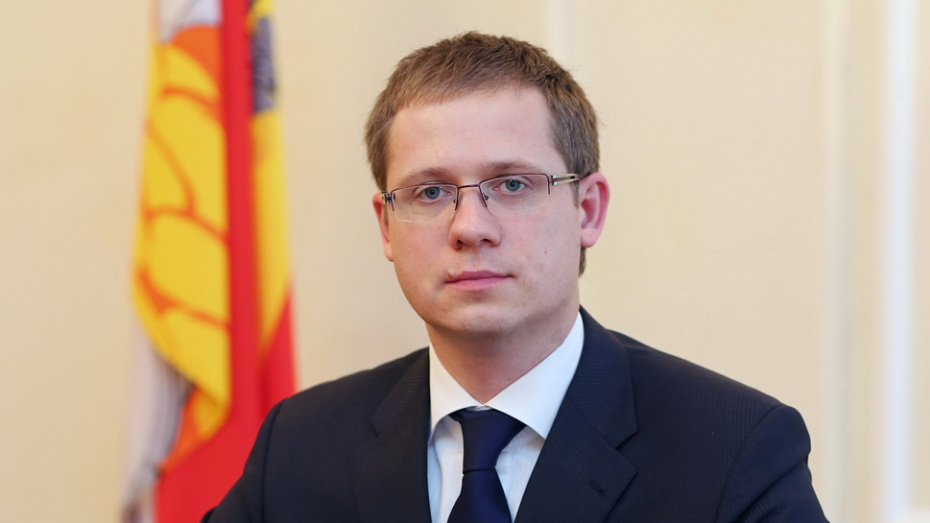 Александр Попов займет пост первого замруководителя аппарата губернатора и правительства Воронежской области