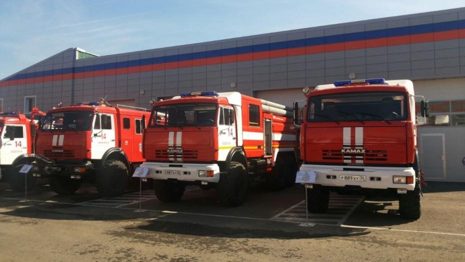 Воронежских спасателей и лесных пожарных объединит одна радиочастота