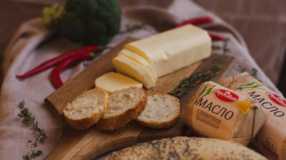 Воронежские масло и йогурт «Вкуснотеево»  признали лучшими в России