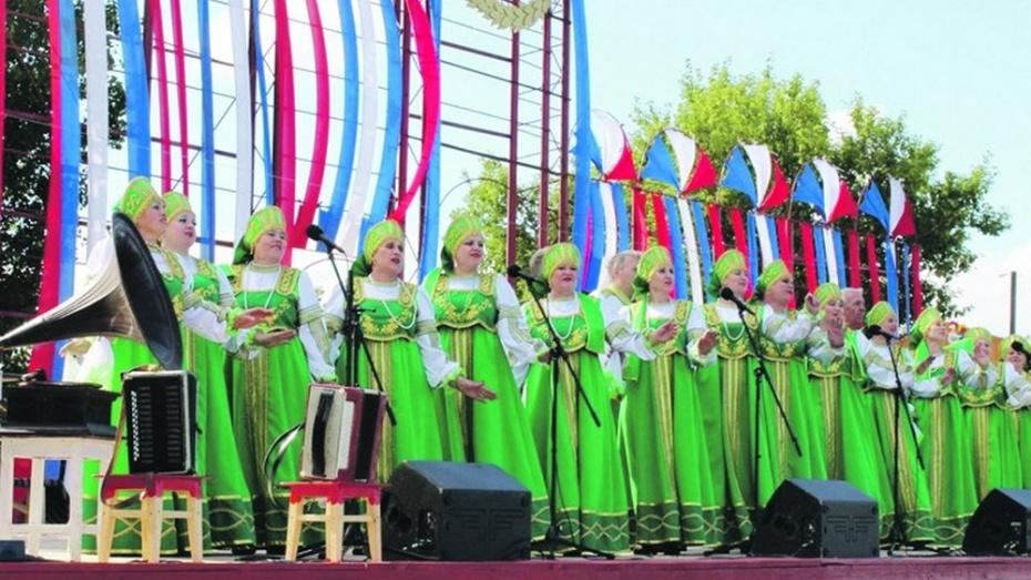 В Воронежской области всероссийский фестиваль «На родине Пятницкого» пройдет 29 и 30 июня