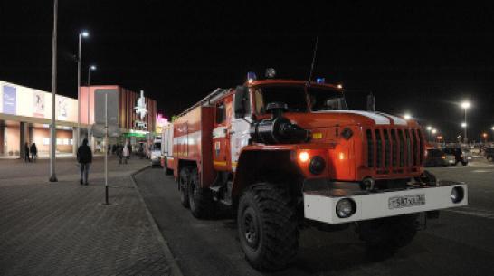 Воронежские пожарные спасли от огня 3 человек