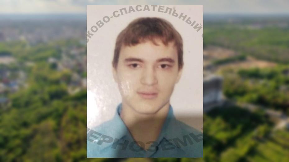 В Воронеже пропал 17-летний юноша