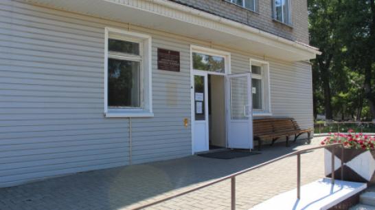 В Ольховатке открыли отделение для больных COVID-19