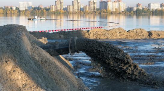 В Воронеже снизилась концентрация веществ с неприятным запахом возле очистных сооружений