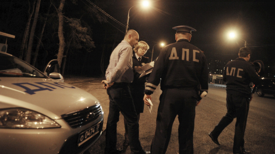 ДПС отловит пьяных водителей в Воронеже в ночь на 25 мая