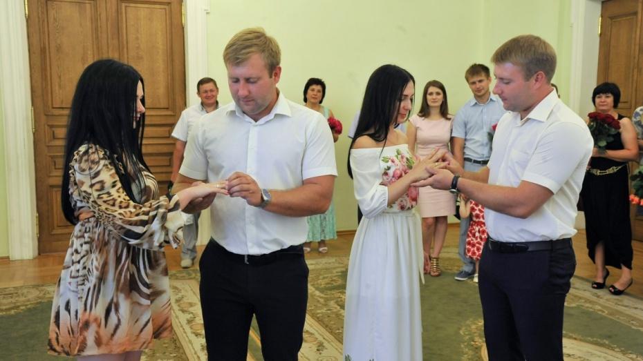 Воронежский Дворец бракосочетания закрыли на ремонт до конца декабря 2018 года