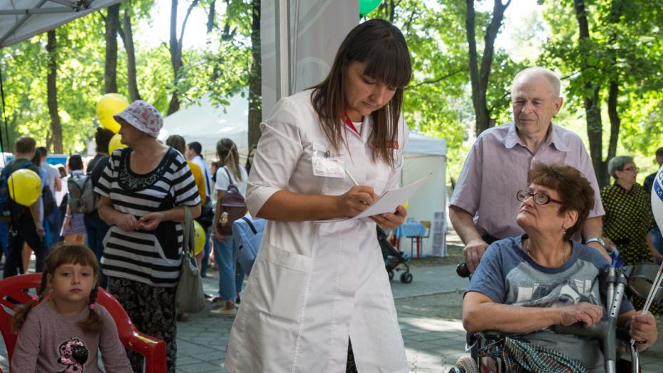 Спикер Воронежской облдумы призвал к популяризации здорового образа жизни