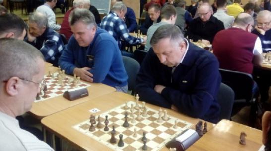 Каменские шахматисты заняли 2-е место в областном соревновании трудящихся