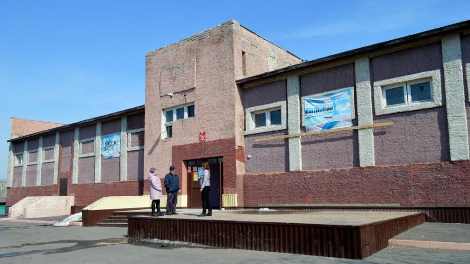 На ремонт клуба в терновском селе Народное потратят 9 млн рублей