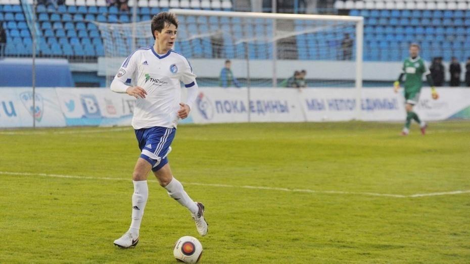 Воронежский футболист попал в список претендентов на звание лучшего в октябре