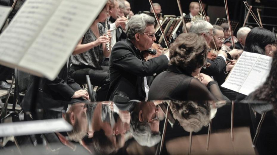 Воронежский симфонический оркестр откроет фестиваль Рахманинова в Тамбове