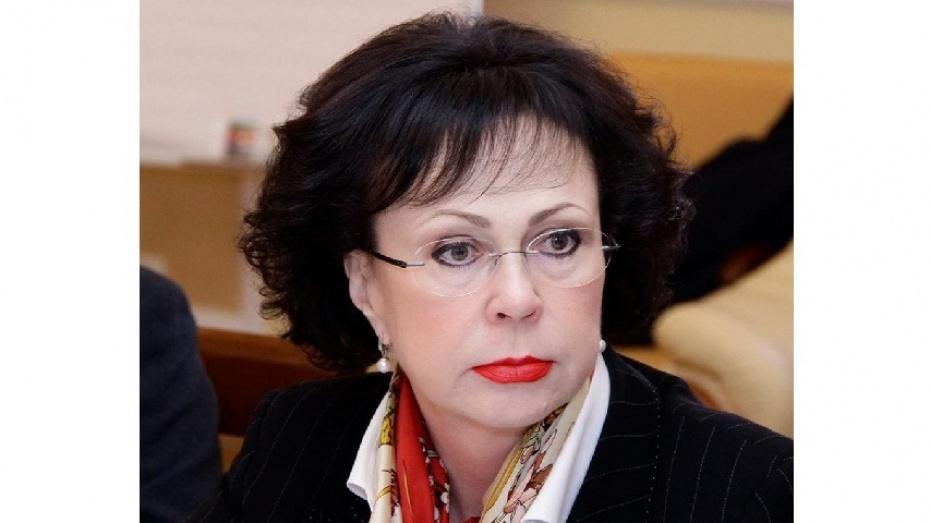 Воронежскую чиновницу утвердили зампредом Счетной палаты РФ