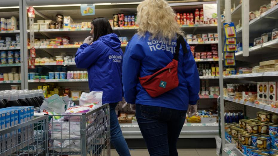 Во всех районах Воронежской области заработали волонтерские группы