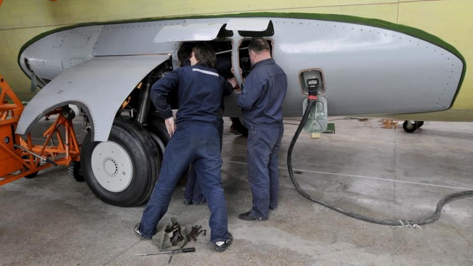 Воронежский авиазавод построит 14 Ил-96 за 9 лет