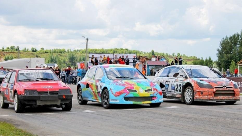 Второй этап чемпионата России по автокроссу пройдет под Воронежем 20 мая