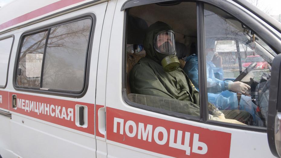 В Воронежской области за сутки выявили 89 новых случаев коронавируса