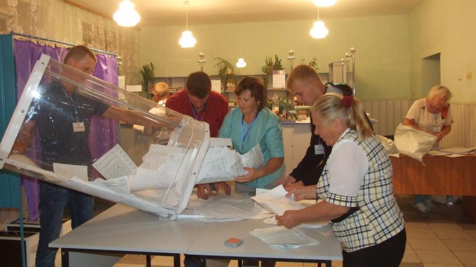 В Таловском районе в райсовет выбрали 19 депутатов