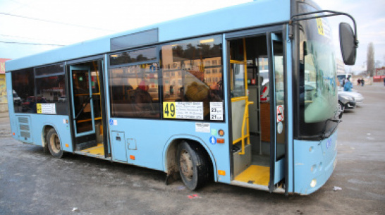 Воронежский перевозчик обновил транспортный парк б/у автобусами