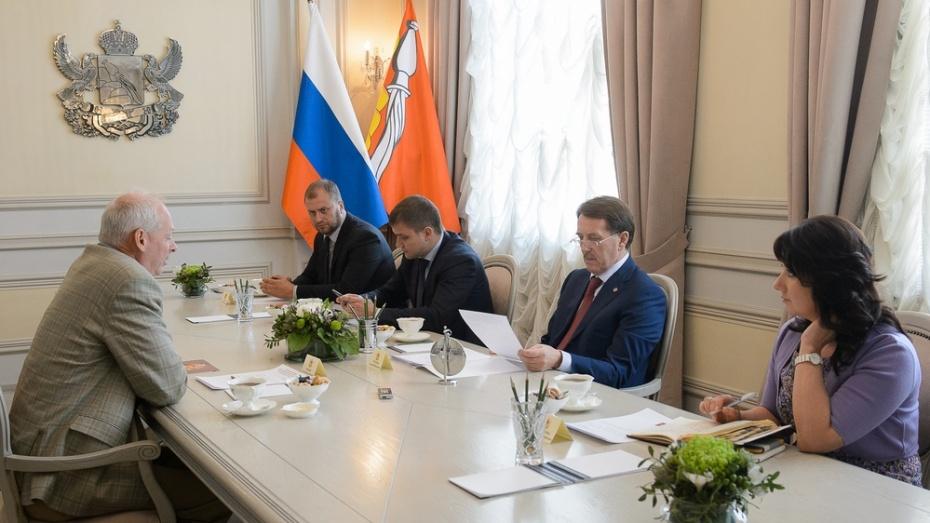Замминистра связи предложил проводить в Воронеже федеральный медиафорум