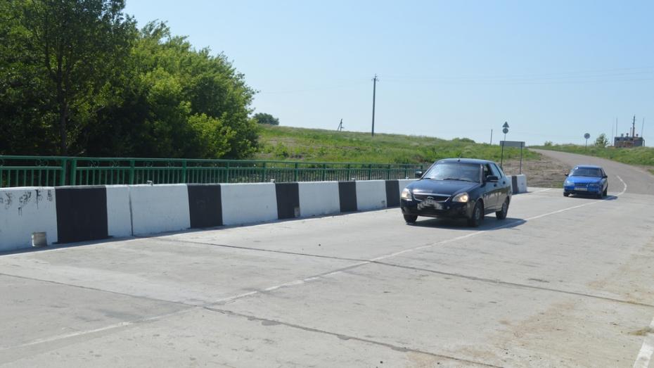 В Подгоренском районе на ремонт дорог потратят более 38 млн рублей