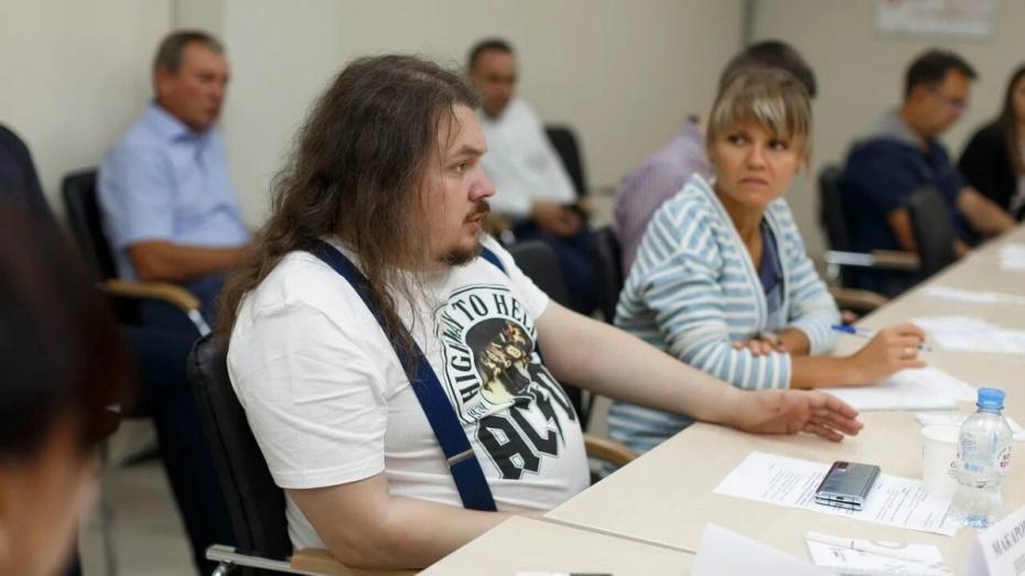 Вячеслав Макаров встретился с представителями IТ-кластера Воронежской области