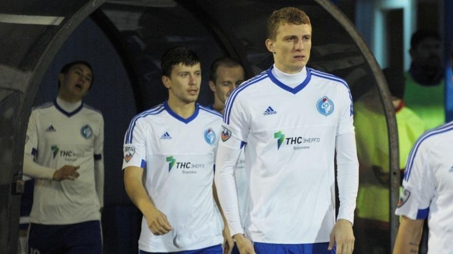 Защитник «Факела» Шахов перешел в«Тосно»
