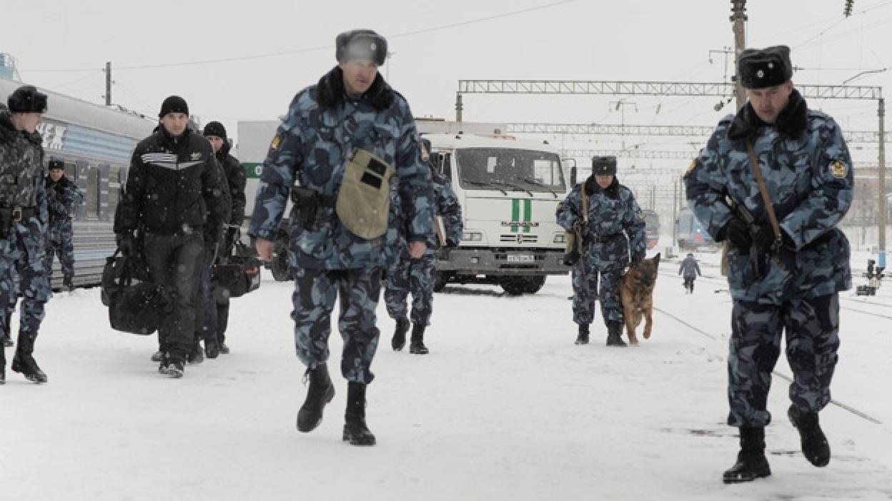 На вокзале Воронеж-1 предотвратили побег осужденного