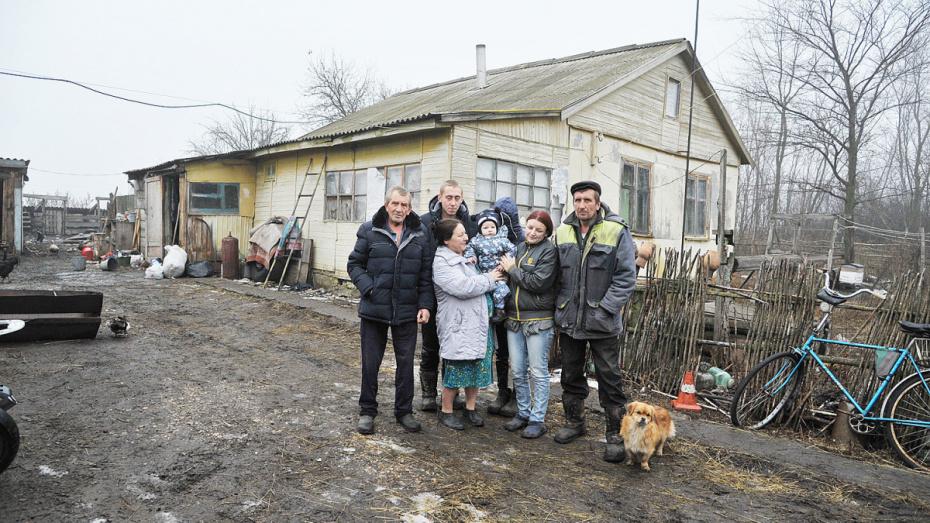 Заброшенные хутора: как пустеют воронежские деревни. Осиновый