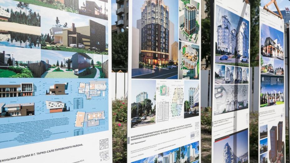На конкурсную программу форума «Зодчество VRN – 2019» в Воронеже прислали более 400 заявок