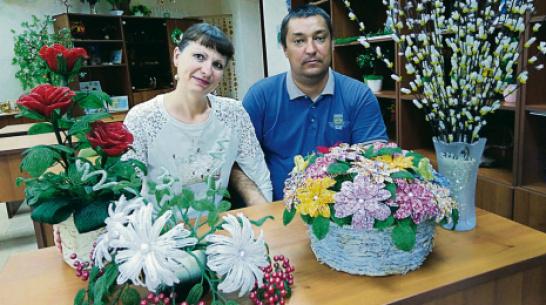 Жительница Павловска получила звание «Народный мастер Воронежской области»