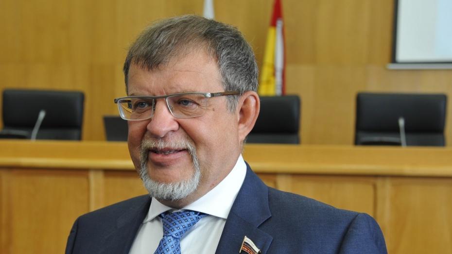 Воронежский депутат Аркадий Пономарев сменил партсписок на одномандатный округ