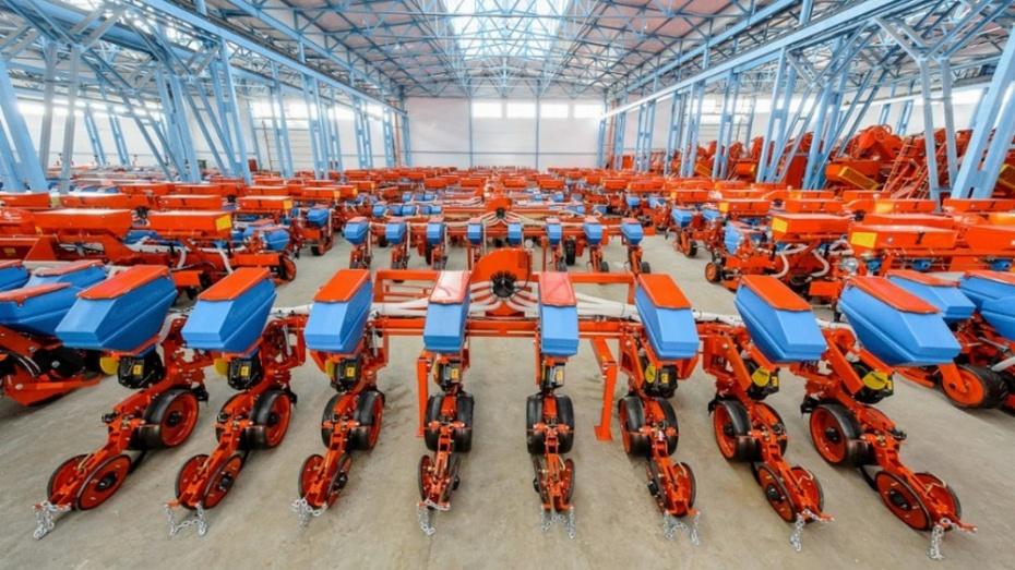 Под Воронежем доконца года откроется завод попроизводству с/х техники